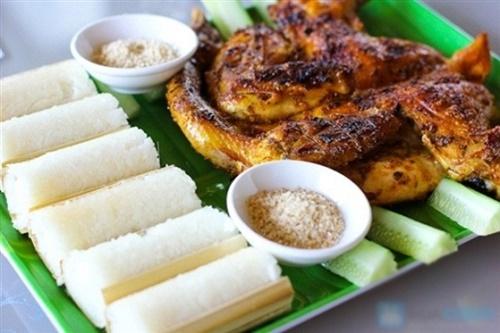 Cơm lam Mai Châu