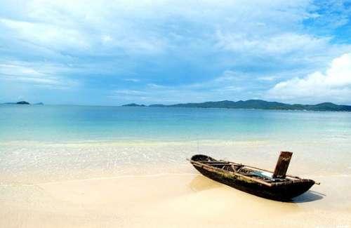 Vẻ đẹp thanh bình trên đảo Cô Tô