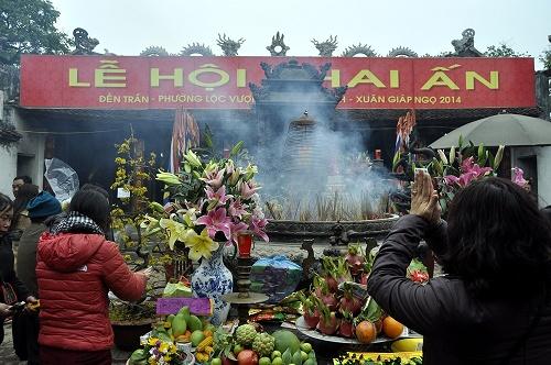Lễ hội khai ấn Đền TrầnLễ hội khai ấn Đền Trần