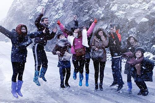 Kinh nghiệm du lịch Sapa mùa đông