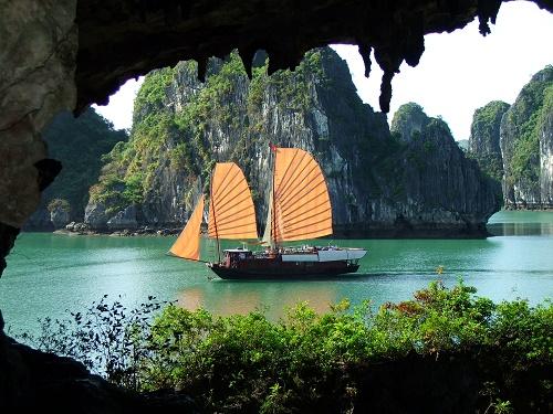 Du lịch vịnh Hạ Long